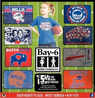 Bay-6 Buffalo Clothing Co.