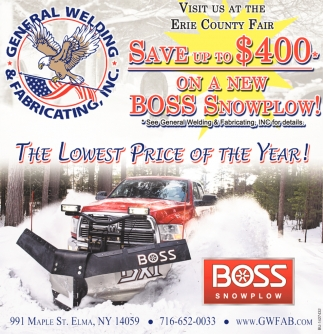 The Lowest Price Of The Year!