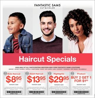 Haircut Specials