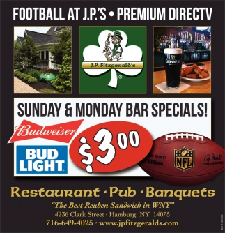 Restaurant - Pub - Banquets