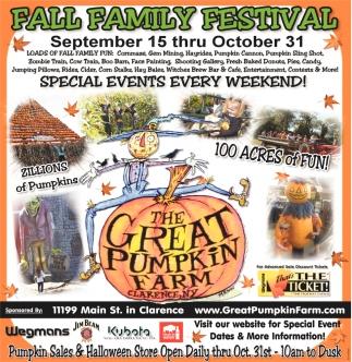 Fall Famoly Festival