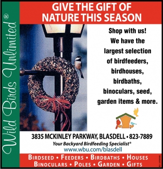 Give The Gift Of Nature This Season