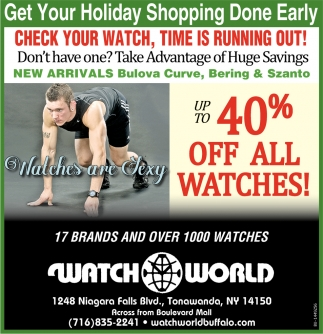 Get Your Holiday Shopping Done Early