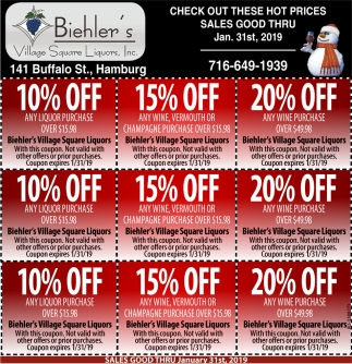 Check Out These Hot Prices Sales Good Thru