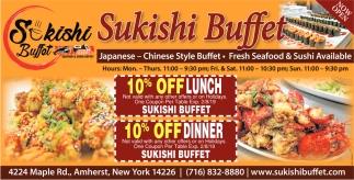 Chinese Style Buffet