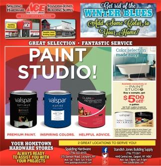 Paint Studio!
