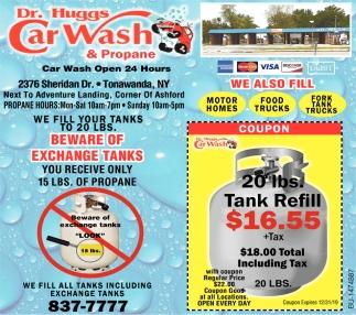 Beware Of Exchange Tanks