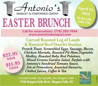 Easter Brunch