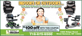 Indoors Or Outdoors... Spring In WNY Is Yours To Enjoy