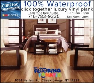 100$ Waterproof