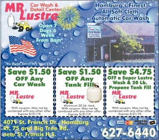 Car Wash & Detail Center