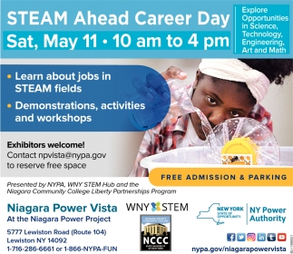 Steam Ahead Career Day