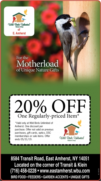 For The Motherload Of Unique Nature Gifts