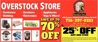 Overstock Store