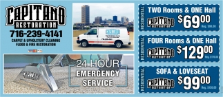 24 Hour Emergency Service
