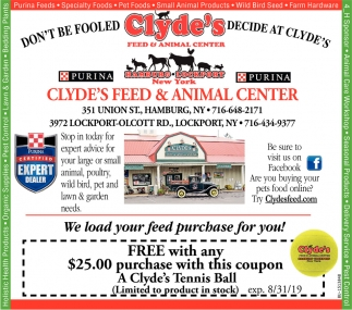 Don't Be Fooled Decide At Clyde's