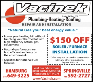Natural Gas Your Best Energy Value
