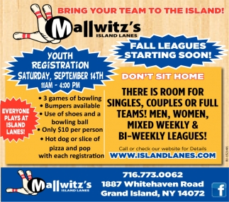 Bring Your Team To The Island!