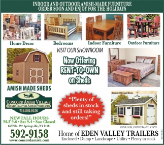 Home Of Eden Valley Trailers