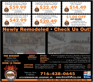 Newly Remodeled - Check Us Out!