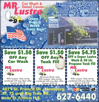Car Wash And Detail Center