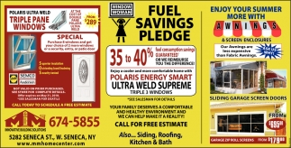 Fuel Savings Pledge