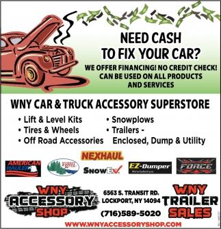 Need Cash To Fix You Car?