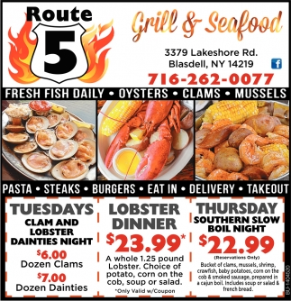 Grill And Seafood